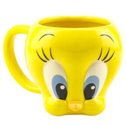 Taza 3D Piolin Looney Tunes Warner Bros - Imagen 1