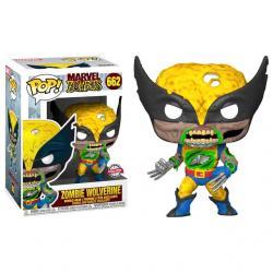 Figura Marvel Zombies - Zombie Wolverine Exclusive 25cm - Imagen 1