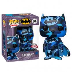 Figura POP DC Comics Batman 4 Artist Srs + Case Exclusive - Imagen 1