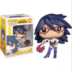 Figura POP My Hero Academia Midnight Exclusive - Imagen 1