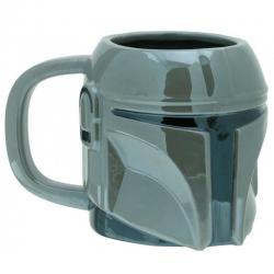 Taza 3D The Mandalorian Star Wars - Imagen 1