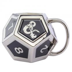 Taza 3D D12 Dungeons and Dragons - Imagen 1
