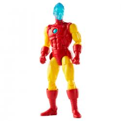 Figura Tony Stark A.I. Iron Man Shang Chi Marvel 15cm - Imagen 1