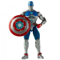 Figura Civil Warrior Contest of Champions Shang Chi Marvel 15cm - Imagen 1