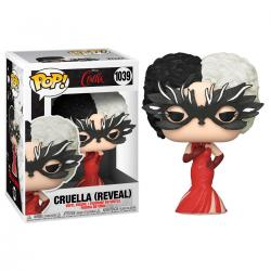 Figura POP Disney Cruella Reveal - Imagen 1