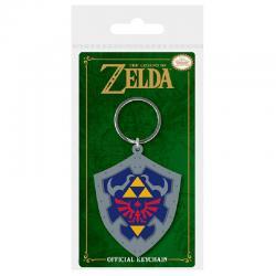 Llavero Hylian Shield The Legend Of Zelda Nintendo - Imagen 1
