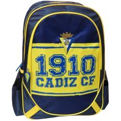 Mochila Cadiz F.C. Adaptable 43x18x32cm. - Imagen 1