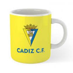 Taza Ceramica Cadiz C.F, - Imagen 1