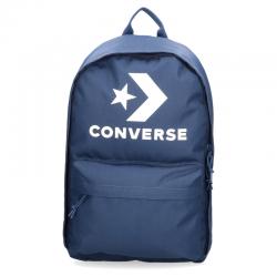 Mochila Converse Azul 29x46x12 cm. - Imagen 1