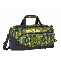 Bolsa Deporte Paul Frank Camo 50x25x25cm - Imagen 1