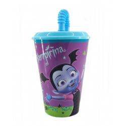 Vaso de Cana Vampirina Disney 430ml - Imagen 1