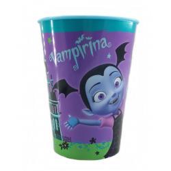 Vaso Apilable Vampirina Disney 260ml - Imagen 1
