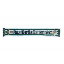 Bufanda Telar Real Betis - Imagen 1