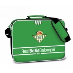 Maletin Bandolera Real Betis 38x28x6cm - Imagen 1
