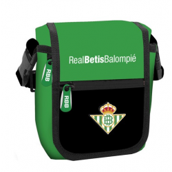 Portatodo Triple Real Betis 21x7.5x8cm - Imagen 1