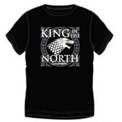 Camiseta Adulto Juego De Tronos 4Und.T.S-M-L-XL - Imagen 1