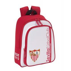 Mochila Infantil Sevilla F.C Adp 34x28x10cm. - Imagen 1