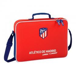 Cartera Atletico Madrid Extraescolares 38x6x28cm. - Imagen 1