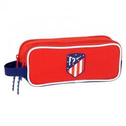 Portatodo Atletico Madrid Doble 21x6x8cm. - Imagen 1