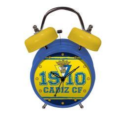 Reloj Despertador Campanas Cadiz C.f. - Imagen 1
