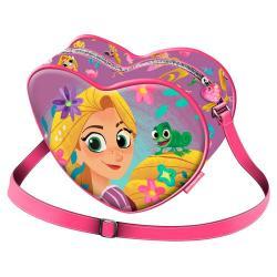 Bandolera Rapunzel Corazon 16x20x7cm. - Imagen 1