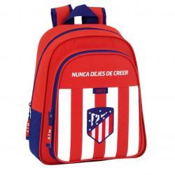Mochila Atletico Madrid Infantil Adaptable 28x10x34cm. - Imagen 1