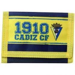 Billetero Velcro Cadiz F.C. - Imagen 1