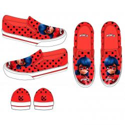 Zapatillas lona Ladybug Prodigiosa 8Und.T.27-28-29-30-31-32-33-34 - Imagen 1