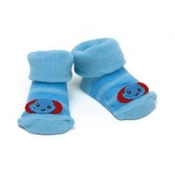 Calcetines Bebe Fisher-Price T.0 a 6M. - Imagen 1