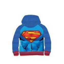Sudadera Superman 5Und.T.4-6-8-10-12 - Imagen 1