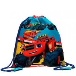 Saco Blaze and the Monster Machines 25x30cm. - Imagen 1
