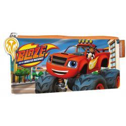 Portatodo Plano Blaze Monster Machine 21x2x9cm. - Imagen 1