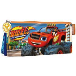 Portatodo Plano Blaze Monster Machine 22x6.5x12cm. - Imagen 1
