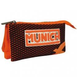 Portatodo Munich Triple 23x8x2cm. - Imagen 1