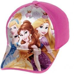 Gorra Princesas Disney T.52-54 - Imagen 1
