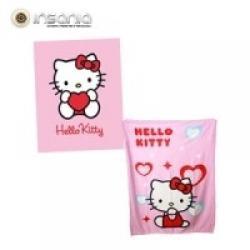 Manta Polar Hello Kitty 125x160cm. - Imagen 1