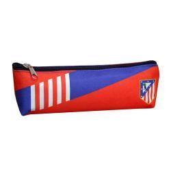 Portatodo Atletico Madrid Triangular 23x8cm. - Imagen 1