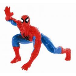 Figura Spiderman Agachado 7cm. - Imagen 1