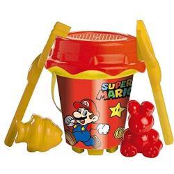 Cubo Super Mario Con Castillo Y Moldes - Imagen 1