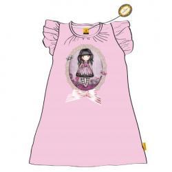 Vestido Gorjuss Rosa T.8 - Imagen 1