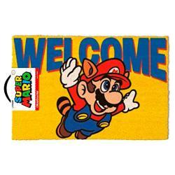 Felpudo Welcome Super Mario Nintendo - Imagen 1