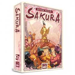 Juego mesa Sakura - Imagen 1