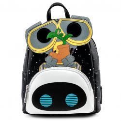 Mochila Boot Earth Day Wall-E Disney Pixar Loungefly 25cm - Imagen 1