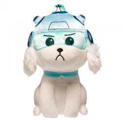 Peluche Rick & Morty Snowball with Helmet soft - Imagen 1
