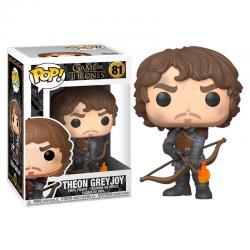 Figura POP Juego de Tronos Theon with Flaming Arrows - Imagen 1