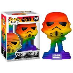 Figura POP Star Wars Pride Stormtrooper Rainbow - Imagen 1