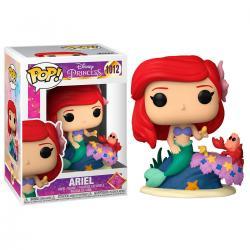 Figura POP Disney Ultimate Princess Ariel - Imagen 1