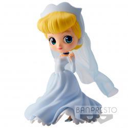 Figura Cenicienta Dreamy Style Disney Characters Q posket 14cm - Imagen 1