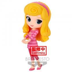 Figura Princess Aurora Avatar Style Disney Characters Q posket 14cm - Imagen 1