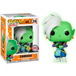 Figura POP Dragon Ball Super Zamasu Exclusive - Imagen 1